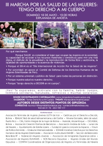 FLYERS MARCHA cast